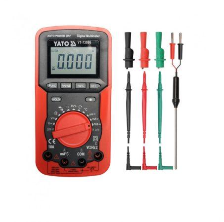 Yato YT-73086 Multiméter digitális