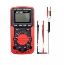 Yato YT-73087 Multiméter digitális