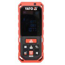 YATO Lézeres távolságmérő 0.2-40 m IP65