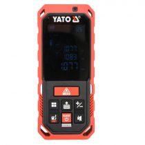 YATO Lézeres távolságmérő 0.2-60 m IP65