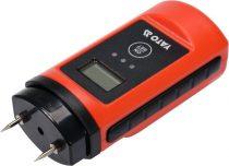 YATO Nedvességmérő műszer 10mm
