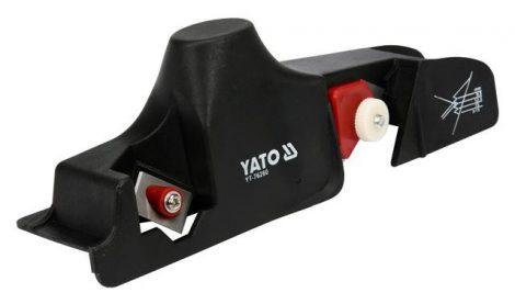 Yato YT-76260 gipszkarton élgyalu