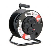Yato YT-81052 Kábeldob 20 fm 3x1,5mm2 H05RR-F