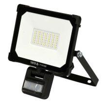 YATO Elektromos LED fényvető mozgásérzékelős 30W