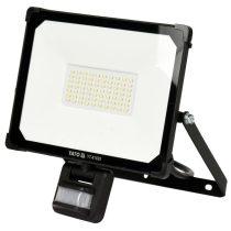 YATO Elektromos LED fényvető mozgásérzékelős 50W