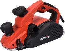 YATO Elektromos gyalugép 1300W 110mm