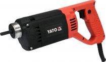 YATO Elektromos betontömörítő (tűvibrátor) 1200W
