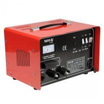 YATO Akkumulátor töltő 12-24V 25A  170-350Ah