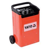 YATO Akkumulátor töltő-indító 12-24V 540A 20-800Ah