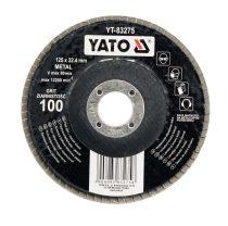 YATO Lamellás csiszoló 125/100