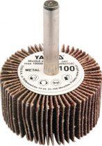 YATO Csapos lamellás, legyező csiszoló P80 40x20x6 mm
