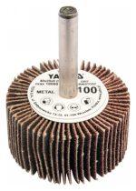 YATO Csapos lamellás, legyező csiszoló P100 40x20x6 mm