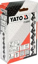 YATO Láncfűrész lánc 12 col 3/8col 1,3 mm
