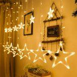 Beltéri karácsonyi világítás